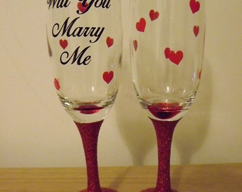 Will You Marry Me Flutes
