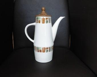Pallisy 'Aztec' coffee pot
