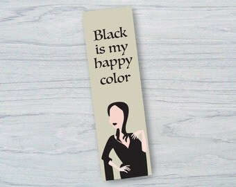 Addam's Family Bookmark