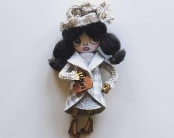 Bonbon Fashion Doll kit