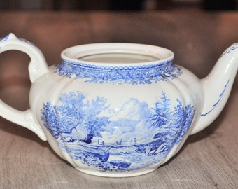 "teapot porcelain Villeroy and Boch ""Burgenland"""