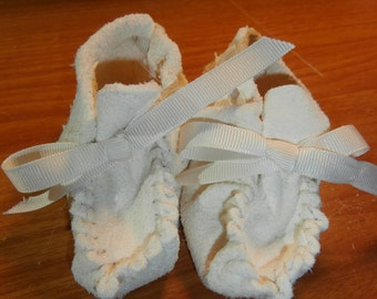 Baby Moccasins - all natural and super soft