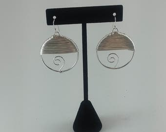 Spiral Wrap Earrings