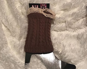 Lida Collection boot warmers!