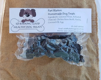 Fart Blasters Dog Treats