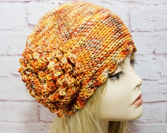 knit hat hand knit hat gift for her womens hat knit beanie hat handmade hat womens knit hat beanie hat modern beanie hats knittingSpring hat