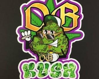 OG Kush Sticker