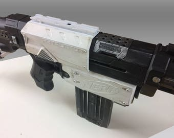 Nerf Retaliator Realistic Prop or Cosplay Gun Mod