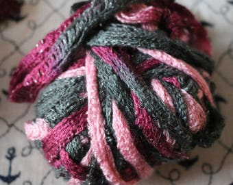 30 Three skeins of yarn for ruffled scarves. Cute small ones would be nice for American Girl dolls!