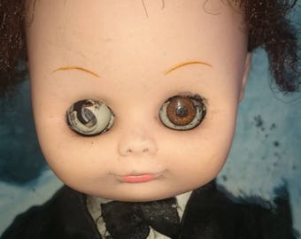 Creepy Vintage Doll