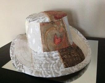 Lacy Bridal Hat
