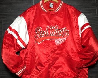 DETROIT RED wings jacket size xl  yzerman NHL
