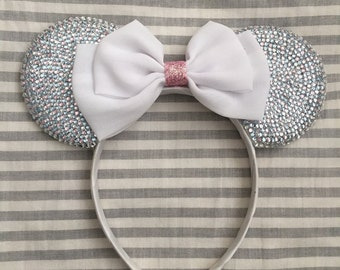 Simple pastel colored Mouse ears