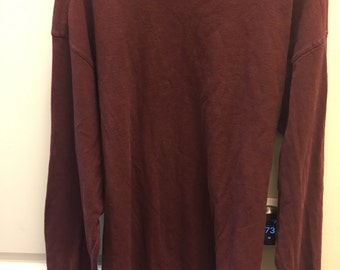 Men's Large Red Brooks Brothers Sweater