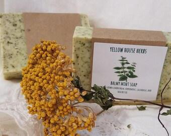 Balmy Mint Soap