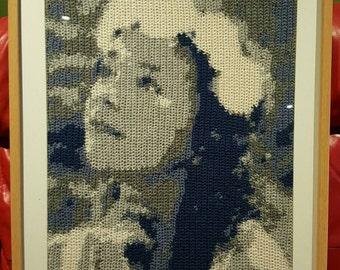 Bespoke Crochet portraits