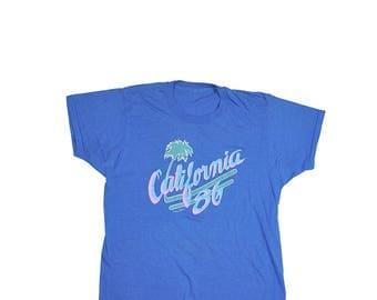 Vintage California 86' T shirt