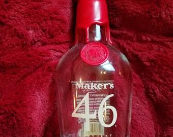 Makers 46 Bottle Empty 375ML