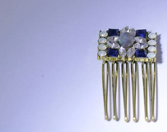 Pretty Beaded Hair Slide, Costume