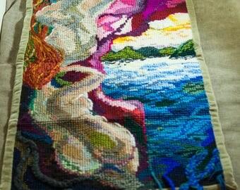 Oblivion -  Needlepoint Tapestry