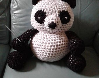 PANDA CUDDLY TOY