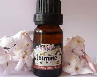 Essential Jasmine Flower plumeria rose ylang ylang vanilla patchouli oil wood sandalwood 100% natural and pure Pure Essential Oil