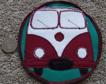 VW Patches for bags and clothes