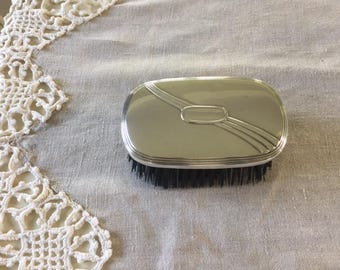 Gorham sterling silver clothes brush