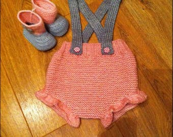 Set for girls, girls, baby Kit, briekje jumper with shoes, girls sweater boots, sweater, sweater, trousers with shoes