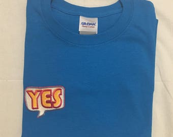 YES please Graphic Tee
