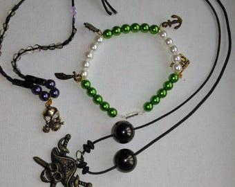 Pirate jewellery fancy dress