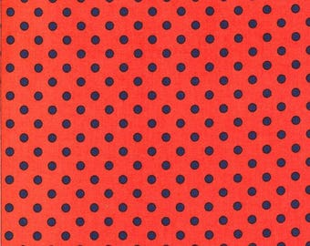 Michael Miller Fabrics Dumb Dots CX2490-TWIL-D  -- 1/2 yard increments