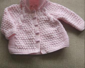 Hand Knitted Babywear