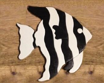 Angel Fish Puzzle