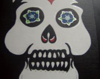 Day of the Dead/ Sugar Skull