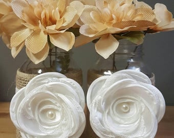 Head Table Flower Vases