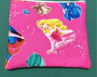Sleeping Beauty Makeup Bag