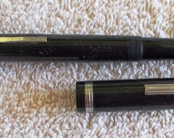 Vintage Esterbrook Fountain Pen Model LJ, nib 2668, ca 1940
