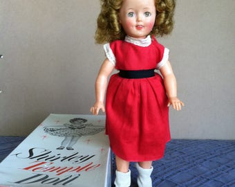 Ideal Shirley Temple Doll in original box