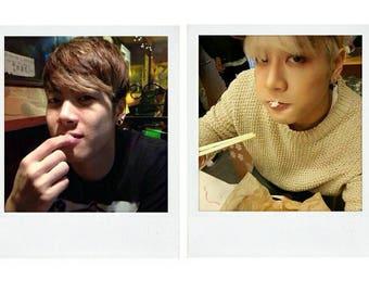 GOT7 Jackson Boyfriend Material Polaroids