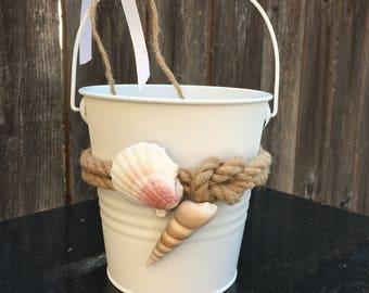 Flower Girl Bucket