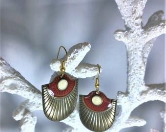 Vintage Egyptian Earrings