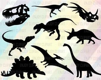 Dinosaur Png, Dinosaur Svg Files, Dinosaur Silhouette, Dinosaur Decal, Dinosaur Clipart, Jurassic Park Svg, Svg Files For Silhouette, Dxf