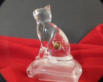 crystal cat