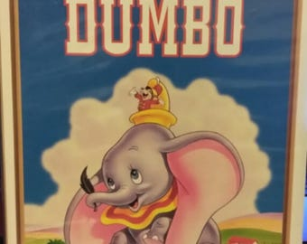 Disney's Dumbo VHS Masterpiece Collection