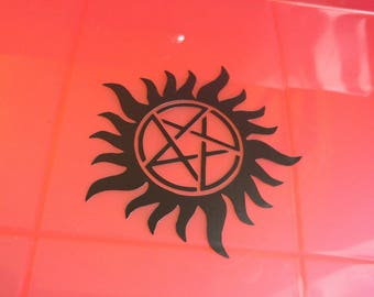 Supernatural Anti-Posession Decal