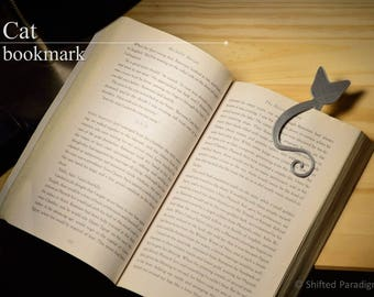 Cat Bookmark