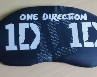 One Direction sleeping mask is very convenient for your night's sleep