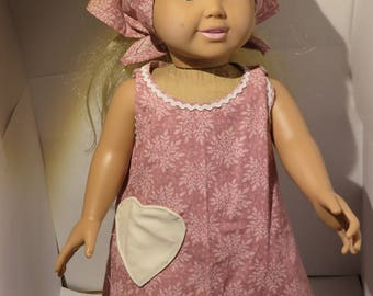 18 inch doll summer outfit