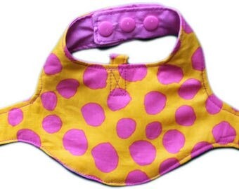 Yellow Raspberry Spray Harness.